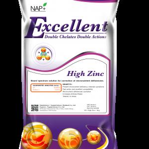 Excellent High Zinc