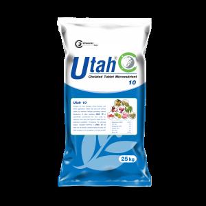 Utah 10 Tablet 25kg
