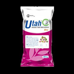 Utah zinc 25kg